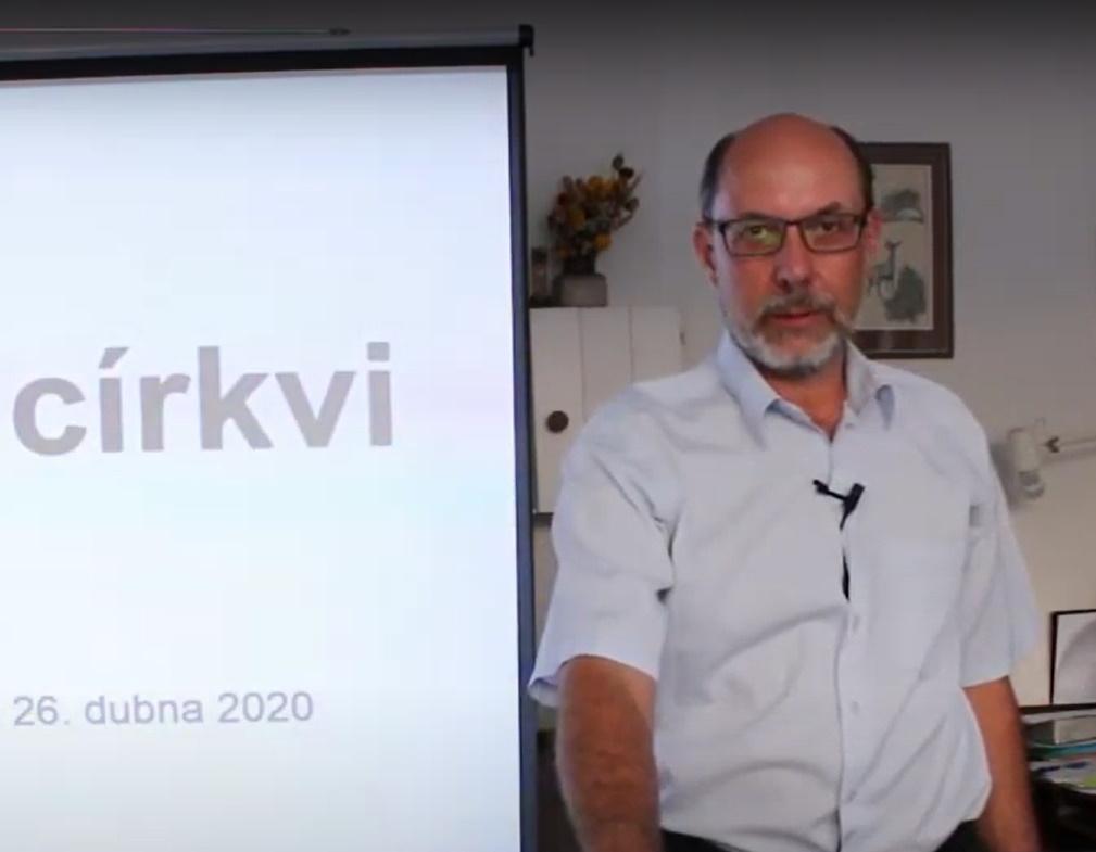 Aleš Navrátil: Kázání na neděli 25. 10. 2020