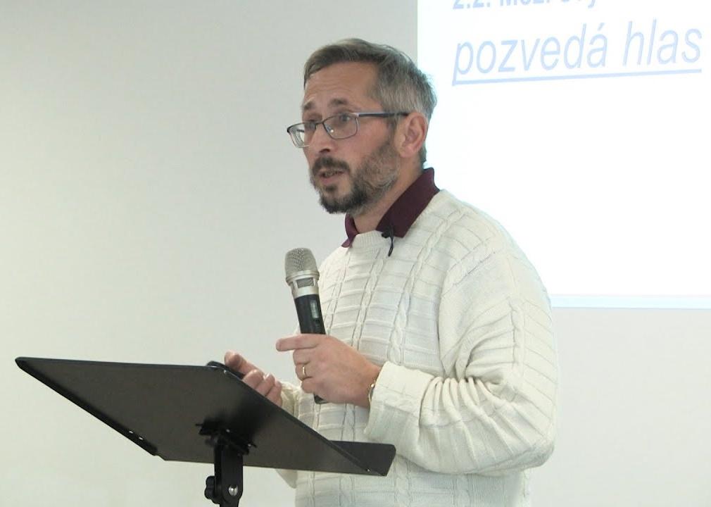 Jiří Kucián: Slovo na neděli  8. 11. 2020