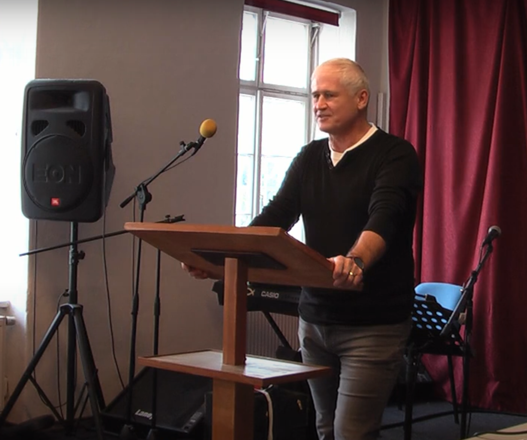 Rudolf Vrba: Kázání ze dne 31.1.2021