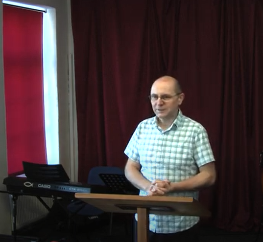 Pavel Bartík: Kázání ze dne 28.2.2021